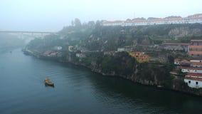 Douro river, Porto, Portugal Royalty Free Stock Image