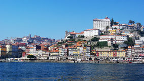 Douro river, Porto, Portugal Stock Images