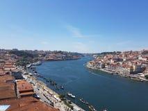 Douro River - Porto, Portugal Stock Photos