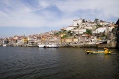 Douro river Porto Portugal Royalty Free Stock Image