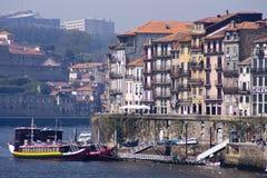 Douro river Porto Portugal Stock Photography