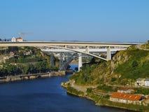Douro River in Porto Royalty Free Stock Image