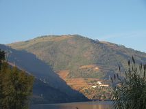 Douro river tipical view royalty free stock image