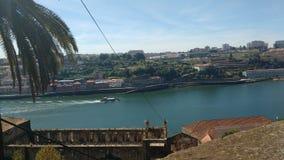 Douro rzeka w Porto obraz royalty free