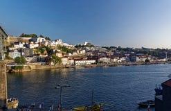 Dourorivier en Porto stock foto