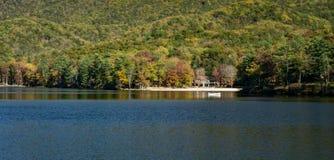 Douthat jezioro Obraz Stock