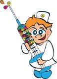 Doutor amigável. Foto de Stock Royalty Free