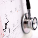 Doutor Appointment Fotografia de Stock Royalty Free