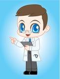 Doutor bonito Imagens de Stock Royalty Free