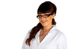 Doutor bonito Fotos de Stock