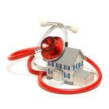 Doutor da hipoteca Imagens de Stock Royalty Free