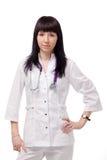 Doutor da mulher Imagens de Stock