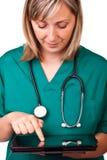 Doutor da mulher Imagens de Stock Royalty Free