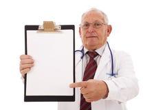 Doutor da perícia imagens de stock royalty free