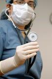 Doutor da senhora Fotografia de Stock