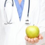 Doutor dos cuidados médicos Fotos de Stock