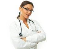 Doutor fêmea Foto de Stock Royalty Free