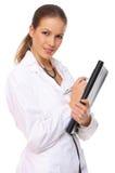 Doutor fêmea Imagem de Stock Royalty Free