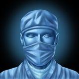 Doutor médico do cirurgião Fotos de Stock Royalty Free