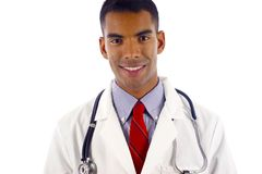 Doutor masculino Imagem de Stock