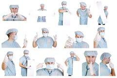 Doutor masculino Foto de Stock