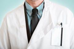Doutor no trabalho Foto de Stock Royalty Free