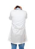 Doutor novo impossível girado Imagem de Stock