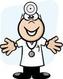 Doutor principal redondo Imagem de Stock