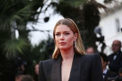 Doutzen Kroes  attend the screening of `Solo: A Star Wars Story` Stock Photos