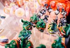 ` Doux délicieux s de sucrerie de lucettes Image stock