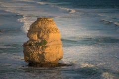 Douze apôtre, grande route d'océan, Victoria, Australie Photographie stock libre de droits