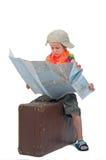 Dove andare oggi? Immagini Stock