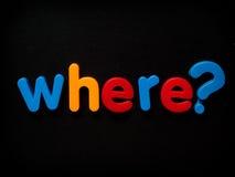Dove domanda Immagine Stock