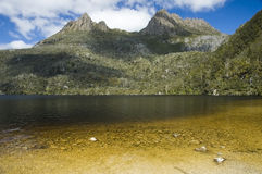 Dove lake Royalty Free Stock Images