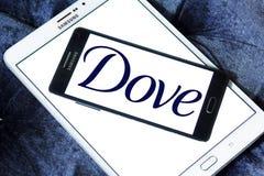 Dove logo Stock Photos
