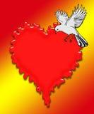 Dove Love Royalty Free Stock Image