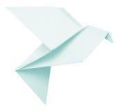 Dove Origami стоковое фото rf