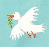 Dove of Peace Stock Photos