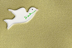 Dove of peace Royalty Free Stock Photography
