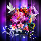 Dove of peace Royalty Free Stock Photo