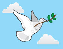 Dove Peace Royalty Free Stock Image