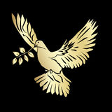 Dove of Peace . Royalty Free Stock Image