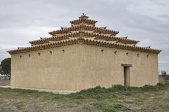 Dovecote, Испания стоковое фото rf