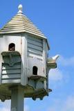 Dovecote con la colomba Fotografie Stock