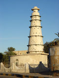 Dovecote in Egypt. Egyptian dovecote in which pigeons are bred for eating Royalty Free Stock Photo