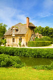 Dovecote in Marie-Antoinette's estate Stock Photography