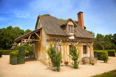 Dovecote in Marie-Antoinette's estate Royalty Free Stock Photos
