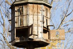 Dovecote (pigeon house) Royalty Free Stock Image