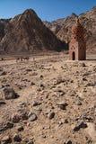 Dovecote w pustyni fotografia stock