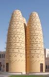 Dovecotes на селе Katara, Катаре Стоковые Изображения